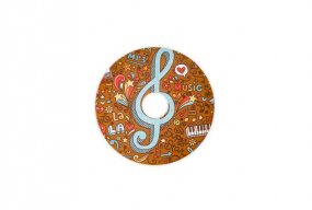 CD Música Chocolate1614