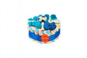 Mini Bolo Azul Bola3157