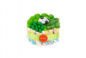 Mini Bolo Verde Bola1417