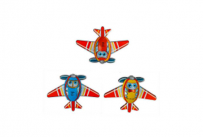 Miniatura Avião1889
