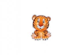 Miniatura Tigre 12,52544