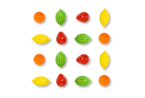 Pastilhas de frutas1332