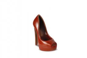 Sapato Vermelho 1253334